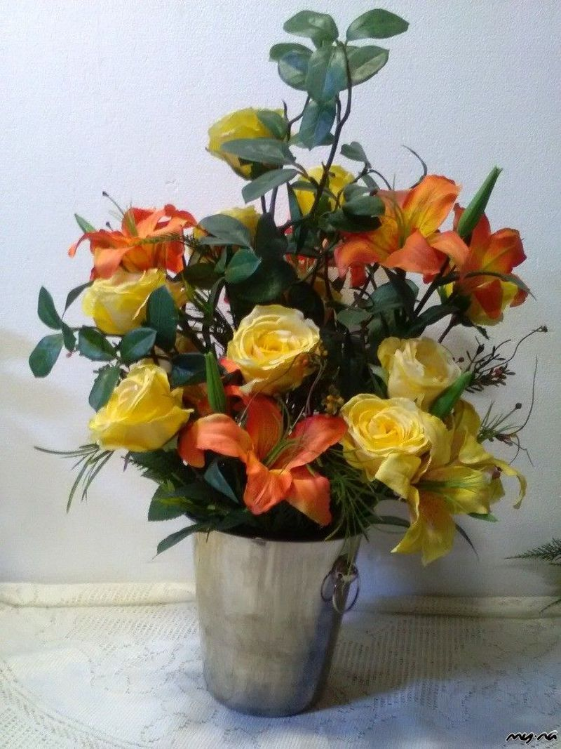 Silk flower arrangement to rent my namibia silk flower arrangement to rent mightylinksfo