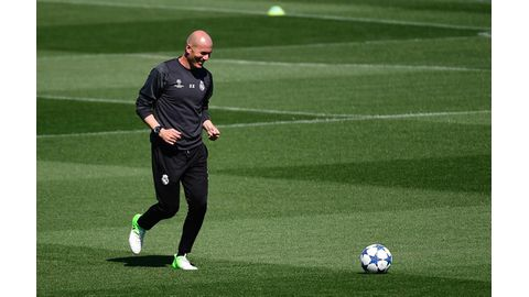 No divided loyalties for Zidane