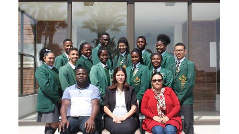 Learners awarded for academic excellence