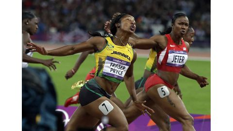 Fraser-Pryce eyes return to peak form