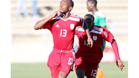Shalulile tipped for greatness