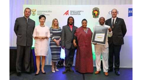 Namibia recognised for anti-poaching efforts