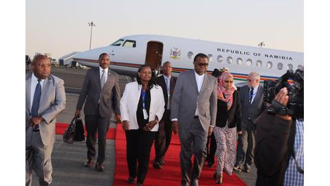 SADC stands by Maduro