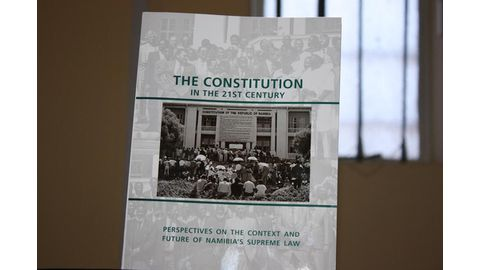 Constitution is a covenant