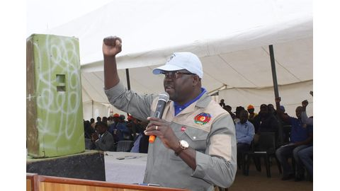 Union claims May Day sabotage
