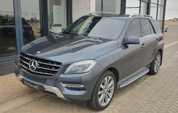 ML400BE 4Matic