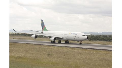 Air Namibia restores flights