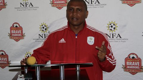 Mannetti aims for better FIFA ranking