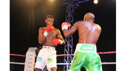 Simon Jr to confident ahead of Musariri clash