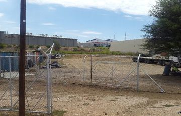 Prime vacant erf with Great Visibility in Northern Industrial, Lafrenz,