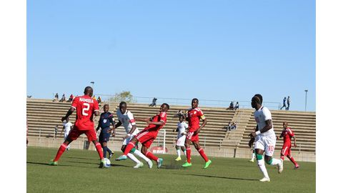 Warriors out to destroy Lesotho