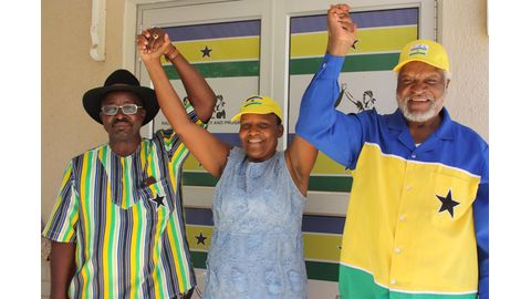 RDP confirms candidates for top posts