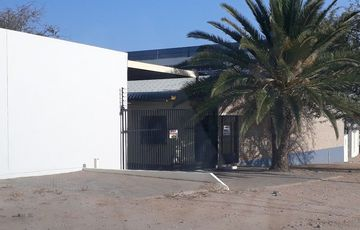 Industrial property in Lafrenz area