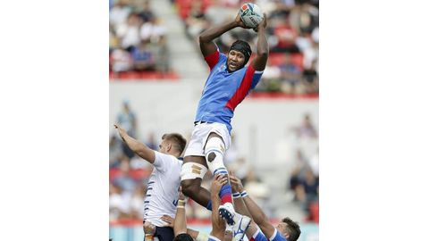 All Blacks to show Namibia 'little mercy'