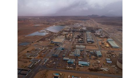Skorpion Zinc faces losses of N$316m