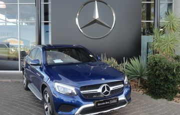 GLC 220d Coupe