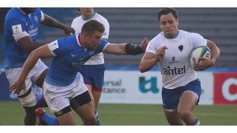 Namibia lose to Russia