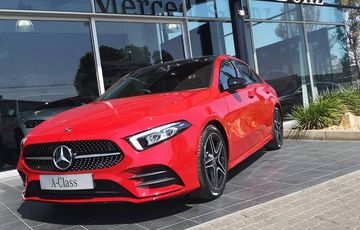Brand New Mercedes-Benz A200 with Price Advantage