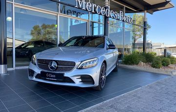 Brand New Mercedes-Benz C200 AMG Line