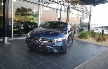 Brand New Mercedes-Benz A250 Sedan