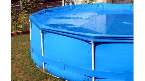 Police probe death in pool