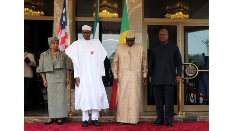 Jammeh faces isolation