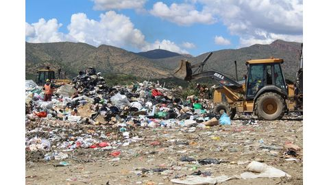 City to dig deep for new landfill