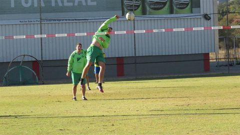 Fistball Cup set for Saturday