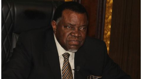 Geingob serious in war on graft