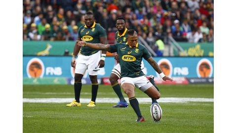 Mixed emotions after 'imperfect' Springbok win