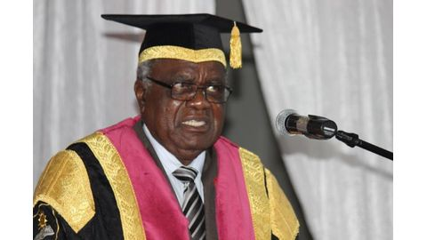 Pohamba to step down as Unam chancellor