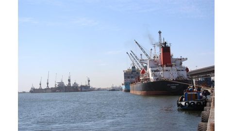 Maritime trade and Africa