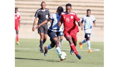 Under-23s geared up for China