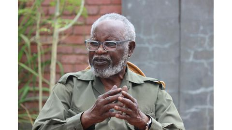 A day with Sam Nujoma