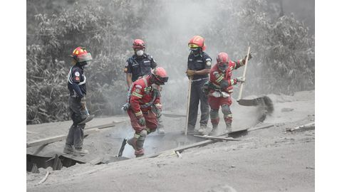 Nearly 200 missing, 75 dead from Guatemala volcano