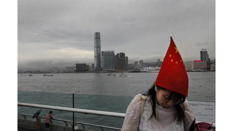 Xi's bad year clouds China's celebrations