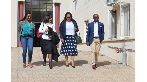 Lawyers accused of misconduct
