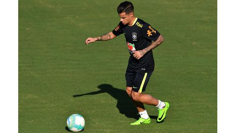 Coutinho not worried about Everton