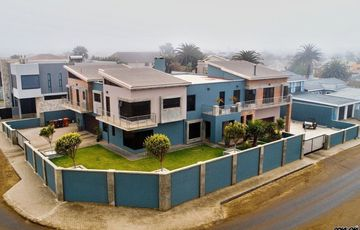 Ext 8 (Hage Heights), Swakopmund: Upmarket living in an Eclectic Masterpiece!