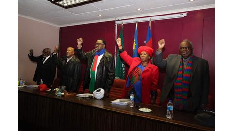 Swapo sets congress date