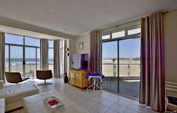 Vogelstrand, Swakopmund: Sea View Unit in On The Beach is for Sale