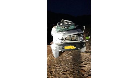 Two more tourists killed in crash