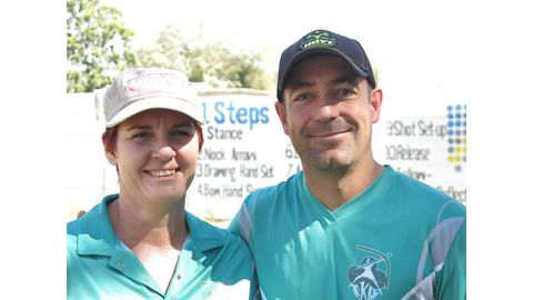Malan and Nel off to archery games