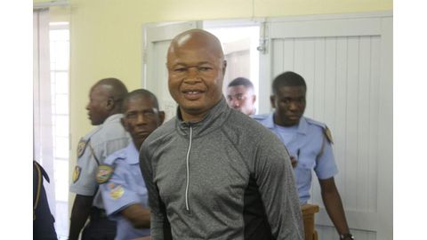 Moussongela gets 9 years for fraud