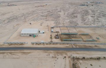 Swakop River Plots, Swakopmund: AGRICULTURAL PLOT IS FOR SALE