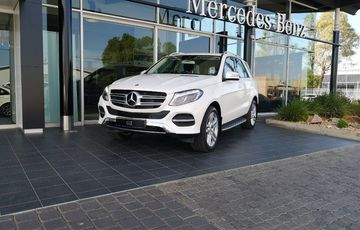 2018 Mercedes-Benz GLE250d DEMO