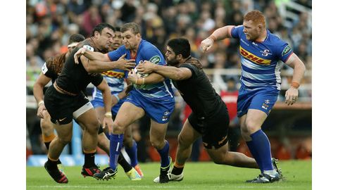 Jaguares claim 30-25 win over Stormers
