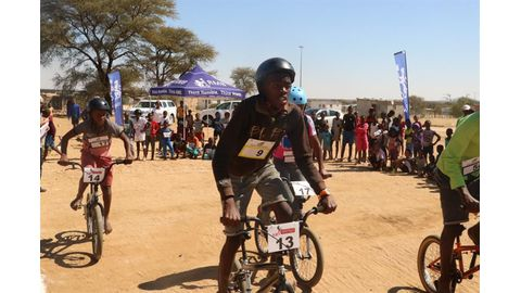 BMX competition heads to Windhoek