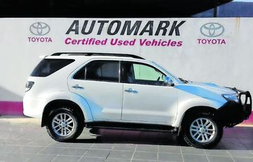 TOYOTA FORTUNER 3L 4X4 MANUAL