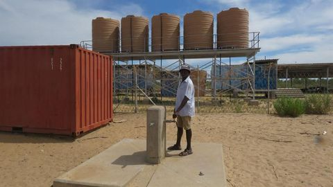 No end to Amarika water woes